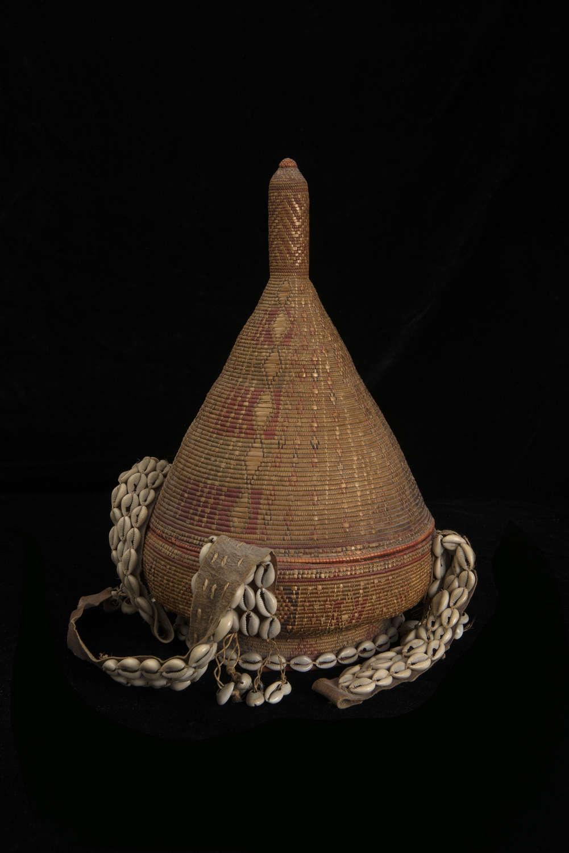 ETHIOPIAN BASKET. HARAR