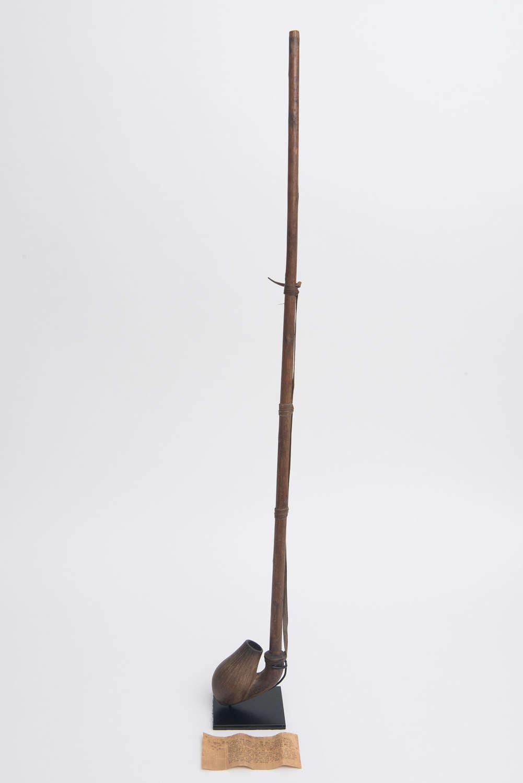 NIGERIAN CLAY PIPE