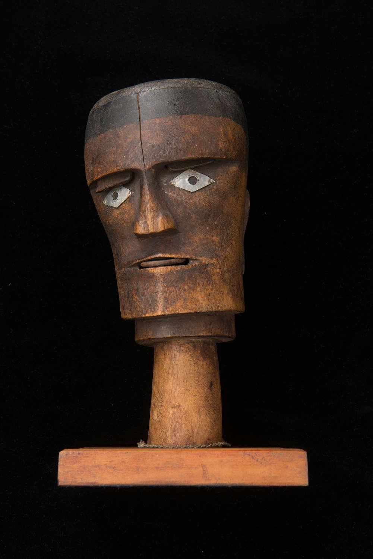 Batak articulated head