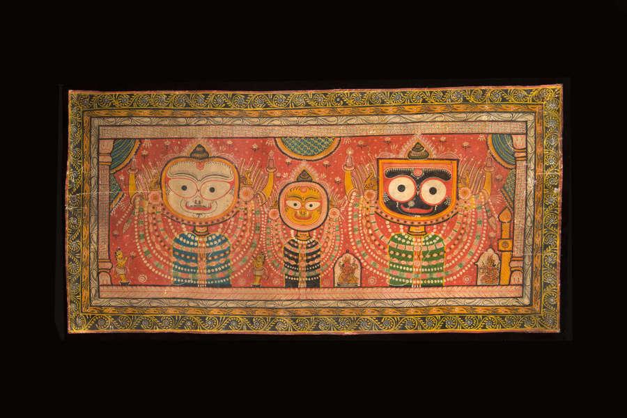 Jagganath painting