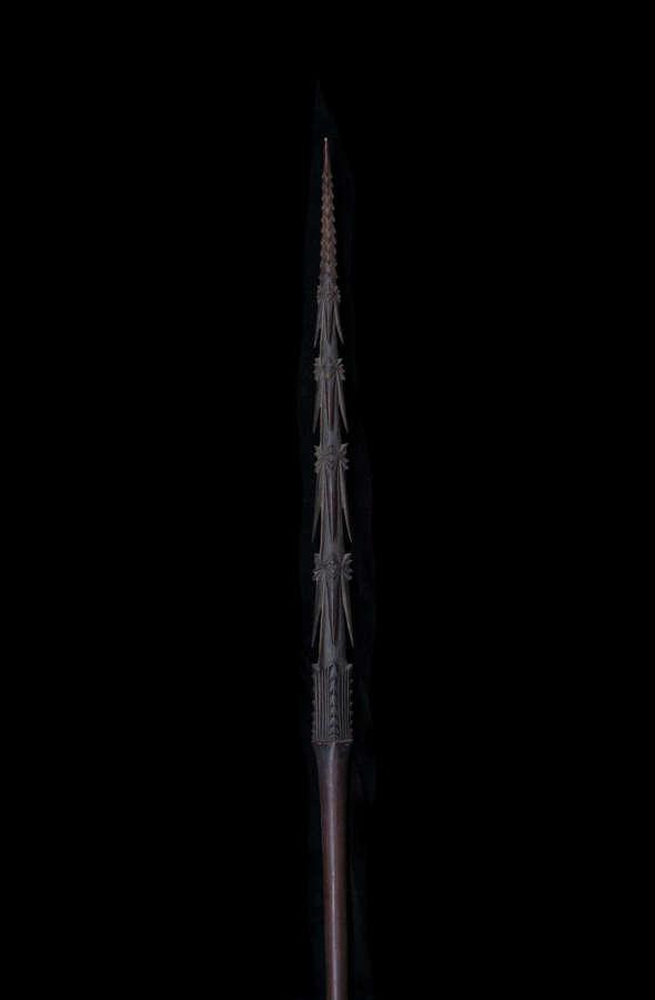 Somoan spear