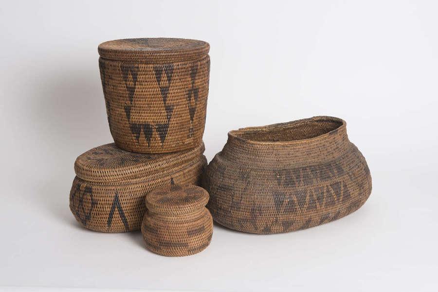 Barotse baskets